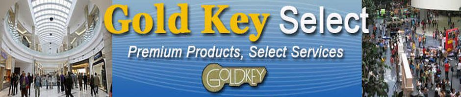 Header for Gold Key Select Site